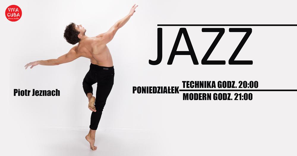 zdjęcie dla Technika i modern jazz z Piotrem Jeznachem