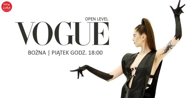 zdjęcie dla Vogue z Bożną