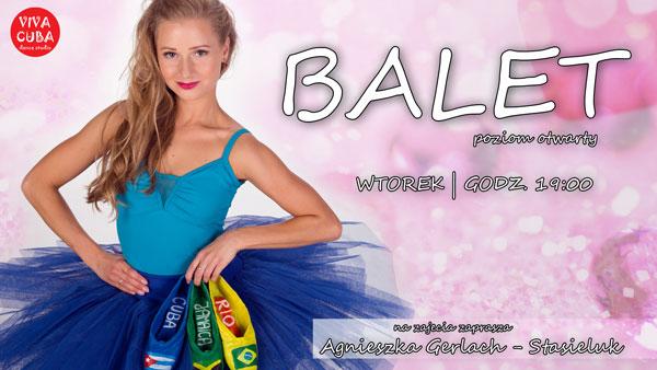 zdjęcie dla Balet w Viva Cuba